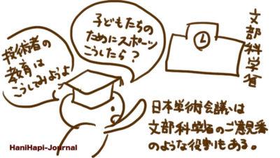 日本学術会議は文部科学省のご意見番のような役割もある
