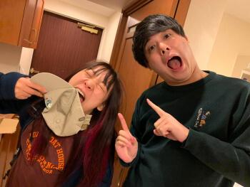 長崎周成とフワちゃん