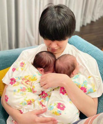花江夏樹の子供の名前は?双子の誕生日&性別・イクメンエピソードも紹介
