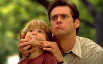 ジェシーと父親が好きなジム・キャリー