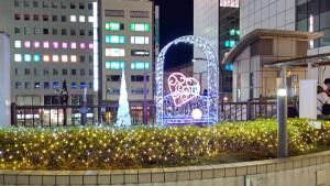 ジェシーの実家は立川駅すぐ?