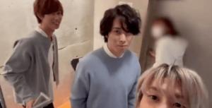 渡辺翔太の現在の彼女がスタッフはデマ?動画のお似合い発言を検証!